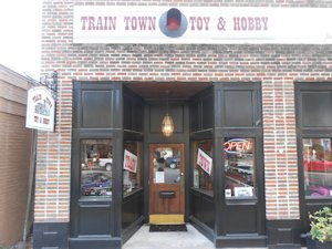 Train Town Toy & Hobby Store Photo